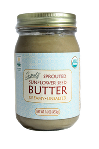 Gopal's - Sprouted Sunflower Seed Butter - 16 oz
