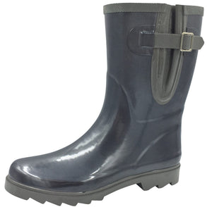 KATY GREY GUMBOOT SZ 8