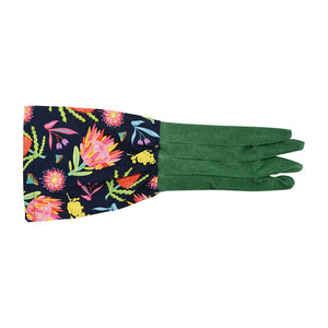 AUSSIE FLORA LONG SLEEVE GLOVE -  SPROUTS