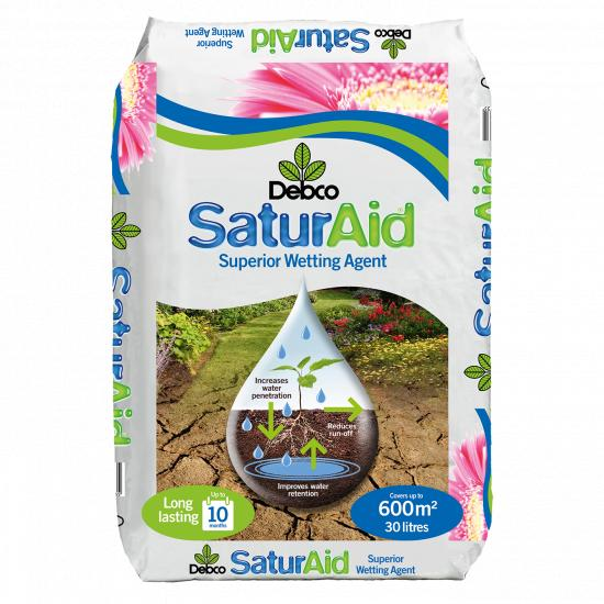 SATURAID SOIL WETTER 30LT