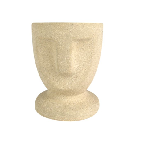 CROWN CERAMIC PLANTER