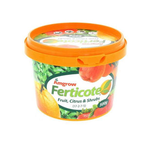 FERTICOTE FRUIT, CITRUS & SHRUBS 500G
