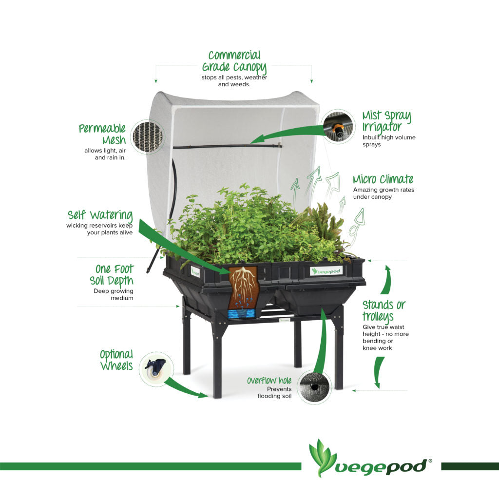 VEGEPOD STAND MEDIUM
