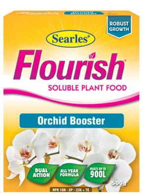 FLOURISH ORCHID BOOSTER 500GM