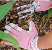 PINK SPROUT LADIES GOATSKIN GLOVES
