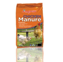 MANURE - CHICKEN MANURE MULTI VALUE PACK 2 FOR $15