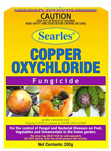 COPPER OXYCHLORIDE 200G SEARLES