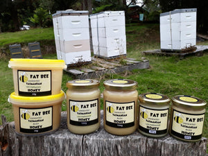 FAT BEE BUSH HONEY 1kg