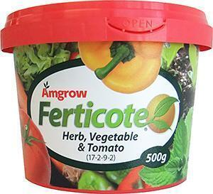 FERTICOTE VEG TOM HERB 500G