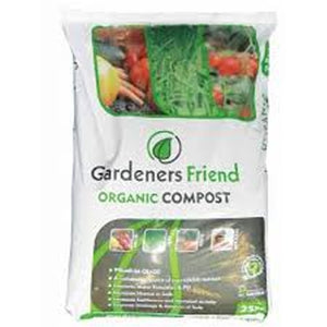 COMPOST - GARDENERS FRIEND 25LT