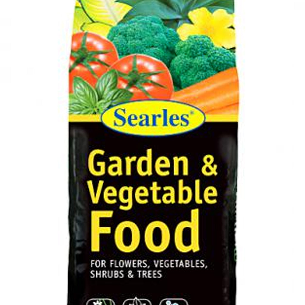FERTILISER ORGANIC GARDEN AND VEG 2.5KG