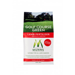 FERTILISER LAWN GOLF COURSE GREEN 2.5KG
