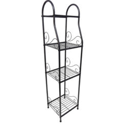 PLANT STAND 4 SHELF NARROW