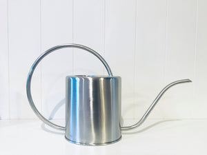WATERING CAN 1.5L STAINLESS STEEL