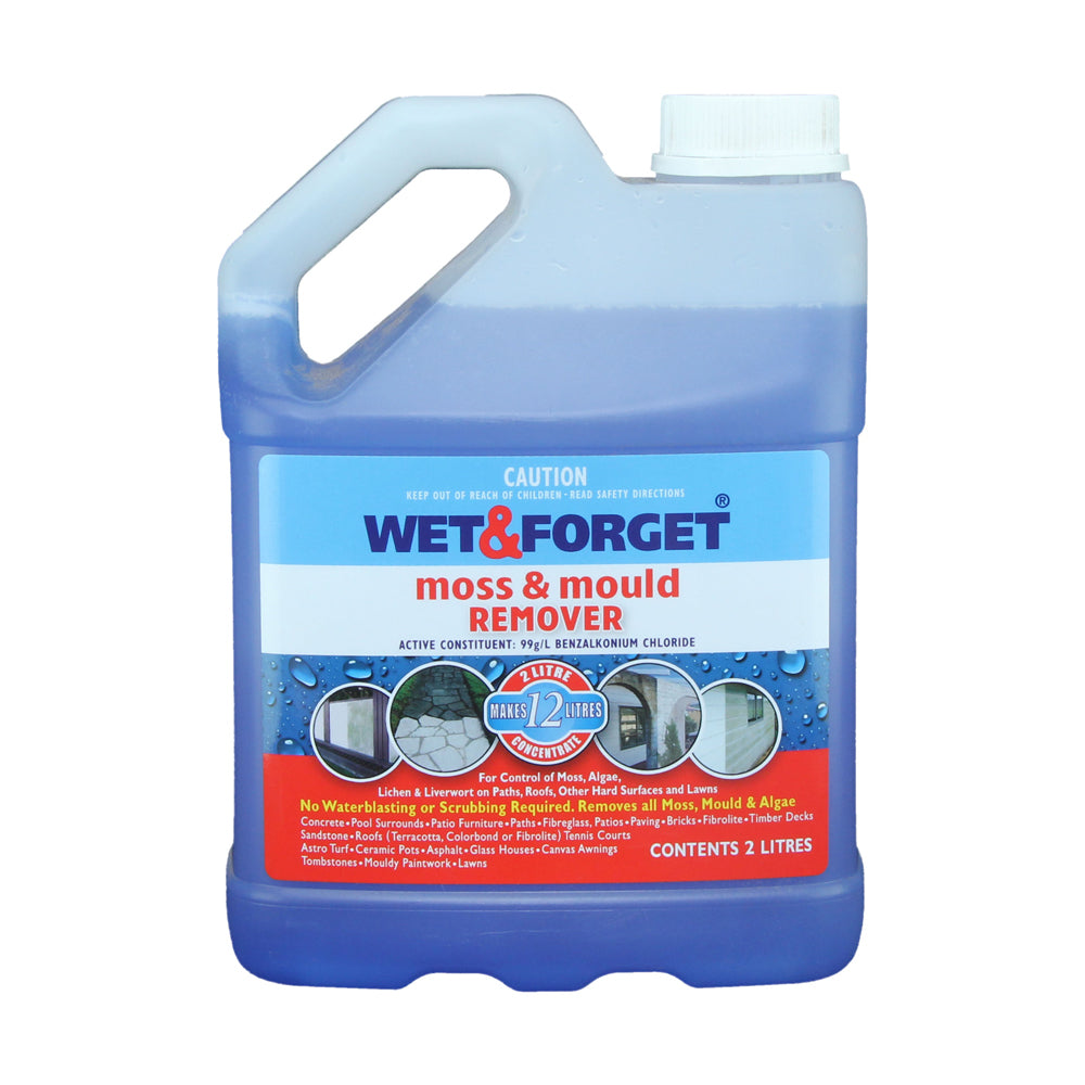 WET AND FORGET 2LT