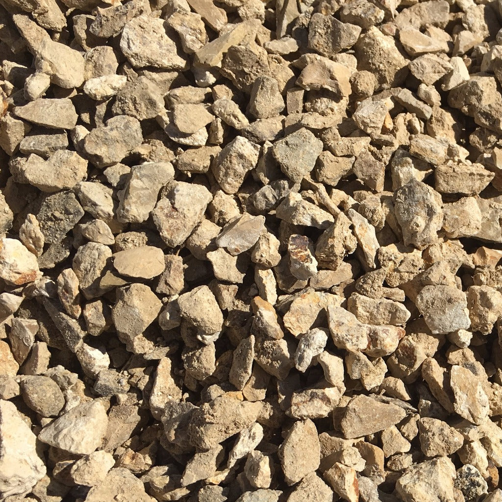 GRAVEL - YELLOW GARDEN 14MM 20KG
