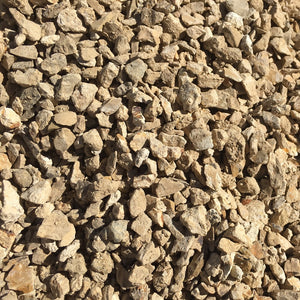 GRAVEL GARDEN YELLOW PER 1/4M3 SCOOP