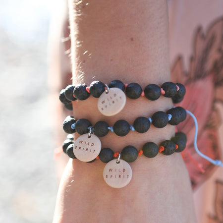 How to use a Scent-Diffuser Bracelet | Wild Spirit