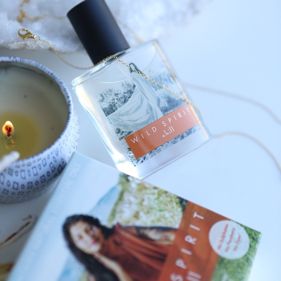 Sweet Surprises with a Chill Perfume Inspired Day | Wild Spirit