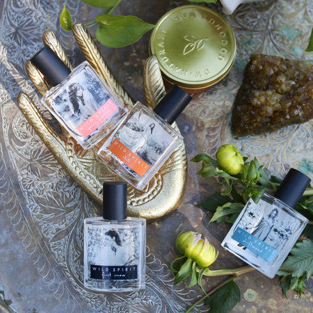 Who, What, Wild Spirit Fragrances? | Wild Spirit