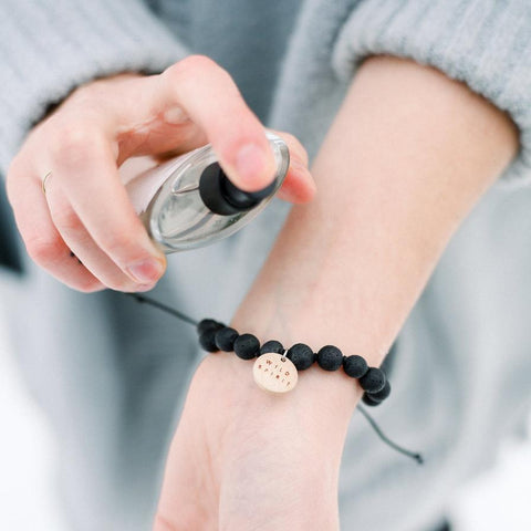 How to use a Scent-Diffuser Bracelet Article