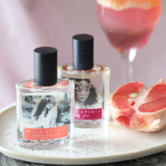 Perfume Layering: Spring Jasmine and Rosy Glow Fragrance Mocktail
