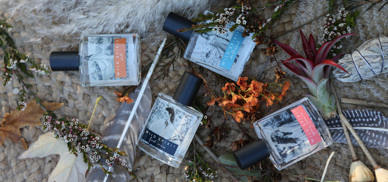 Wild Spirit Perfume Collection - Vegan, Cruelty-Free Fragrance