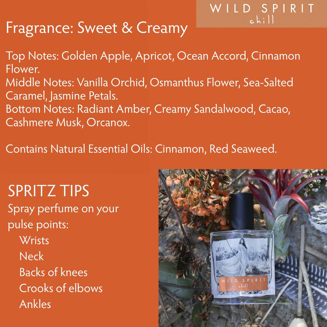 Chill Eau de Parfum Spray - Wild Spirit