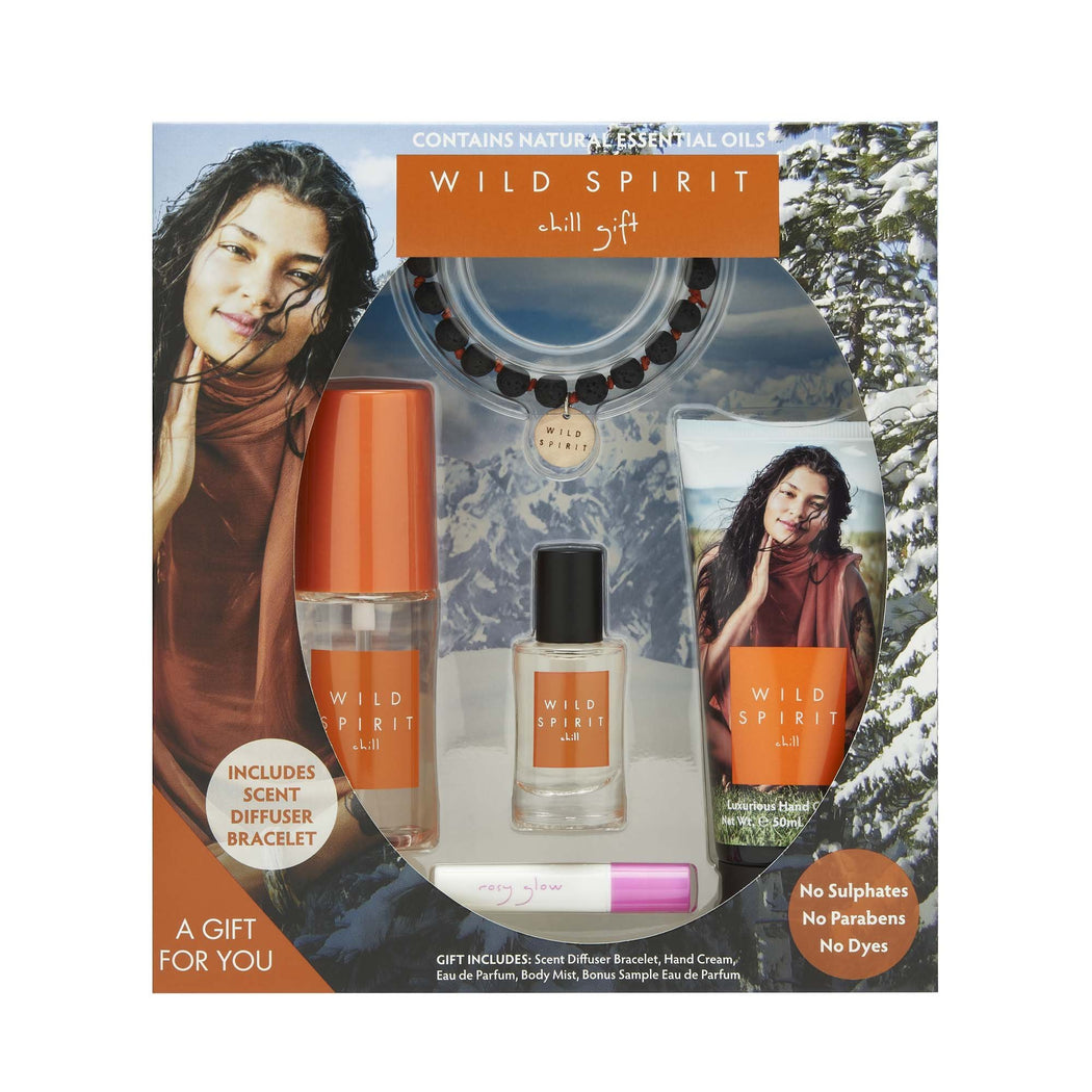 Chill Gift Set - Wild Spirit