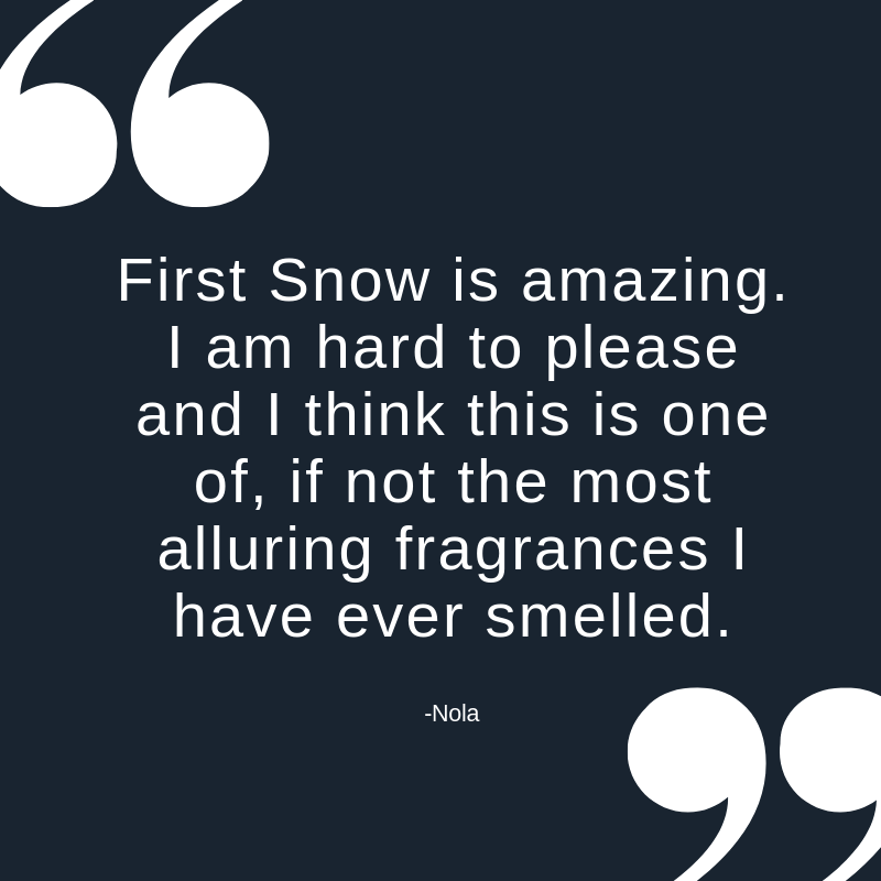 First Snow Eau de Parfum Spray - Wild Spirit