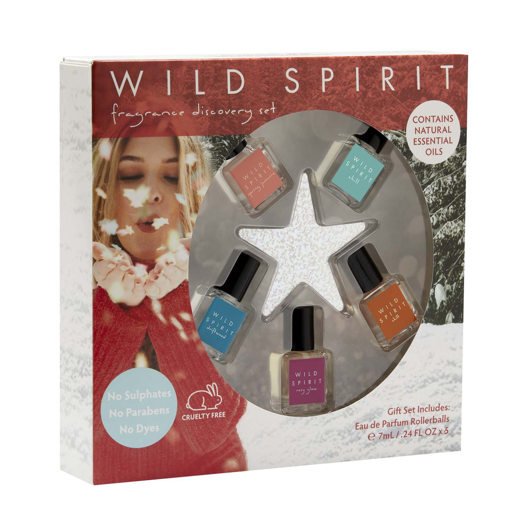 Star Fragrance Discovery Set - Wild Spirit