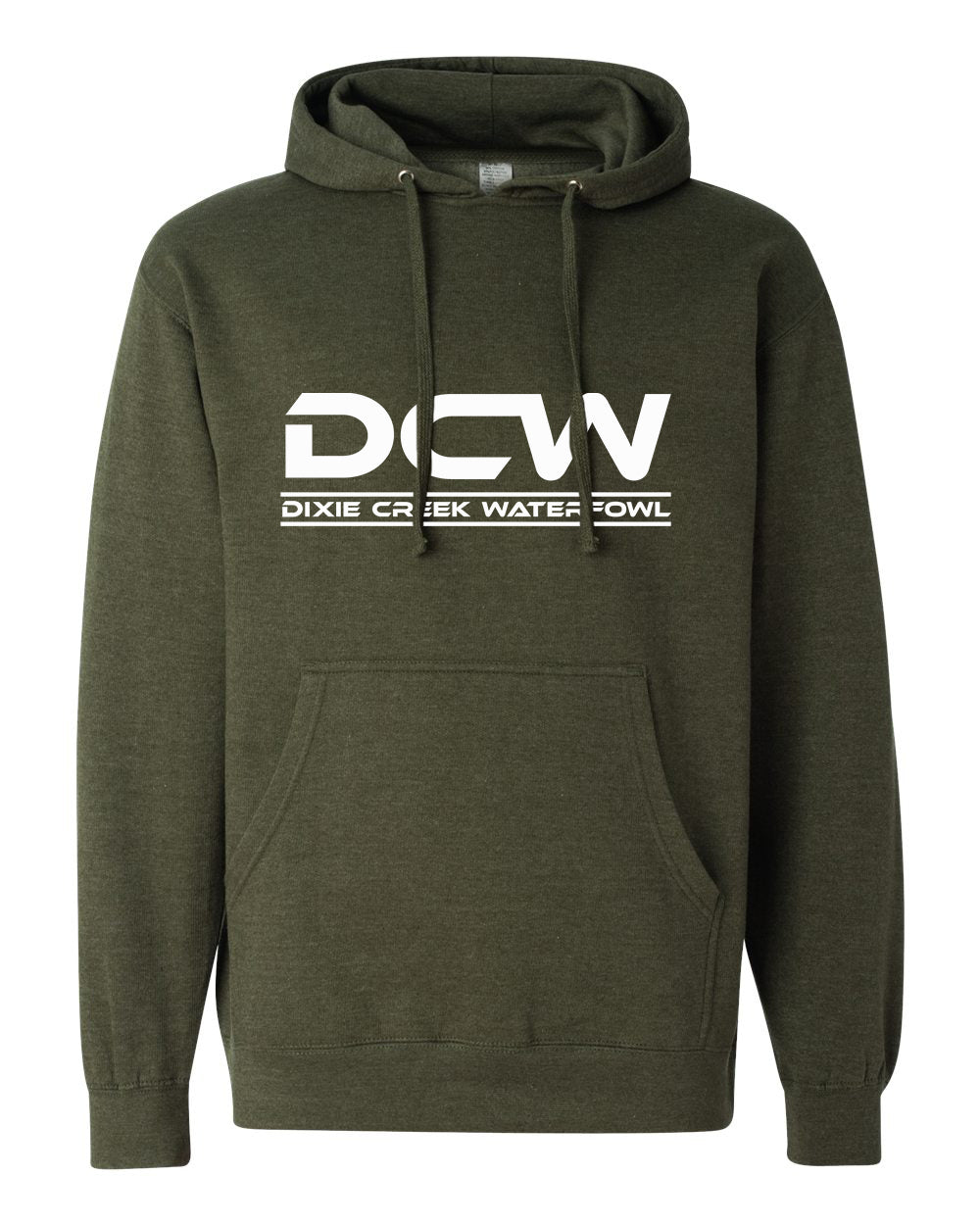 DCW - Heavy Cotton Hoodie