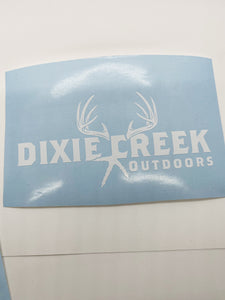 DCO Outdoors Decal