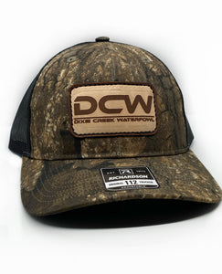 DCW With Leather Patch - Realtree Timber