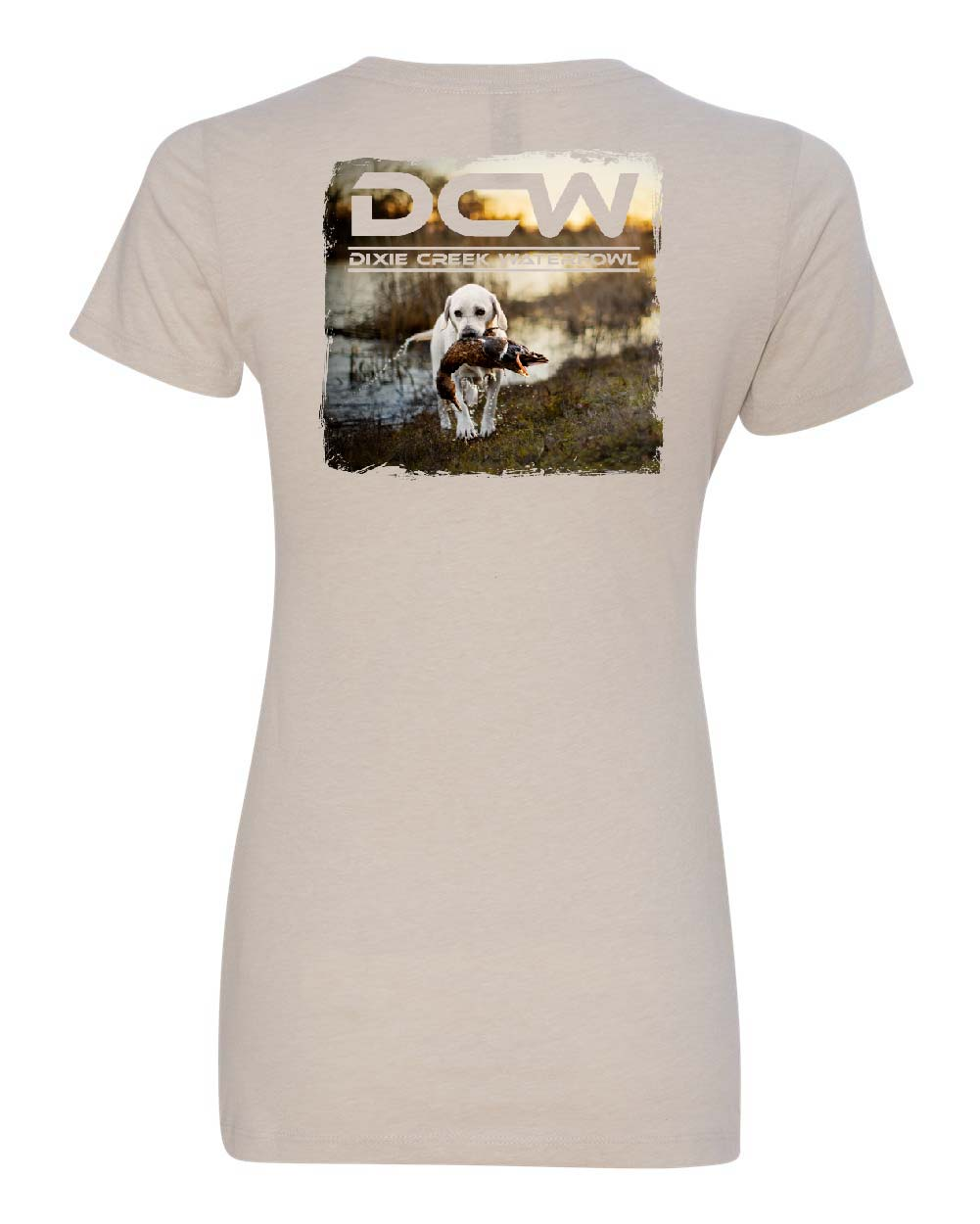 DCW Puppy - Ladies Tee