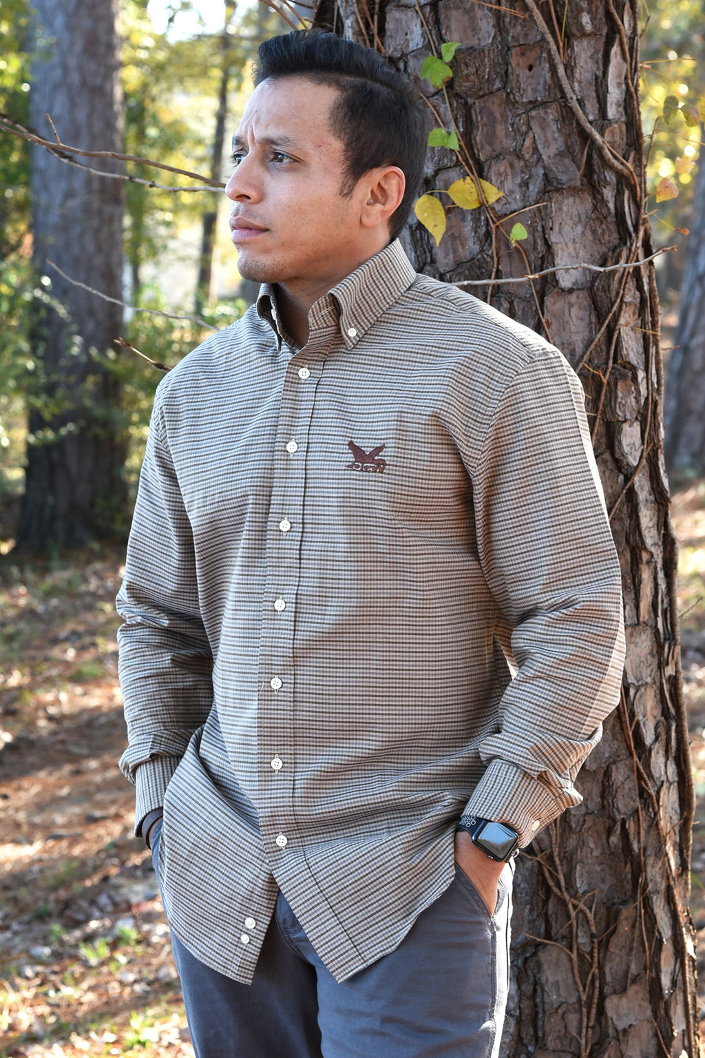 DCW Long Sleeve Button Ups