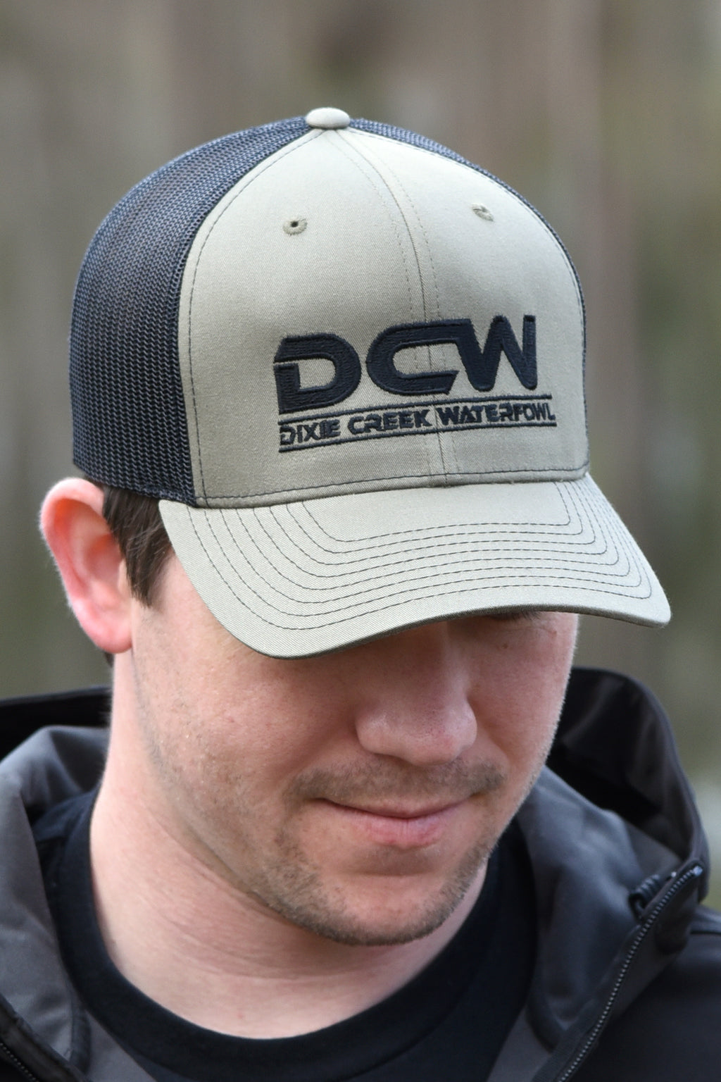 DCW - Loden/Black