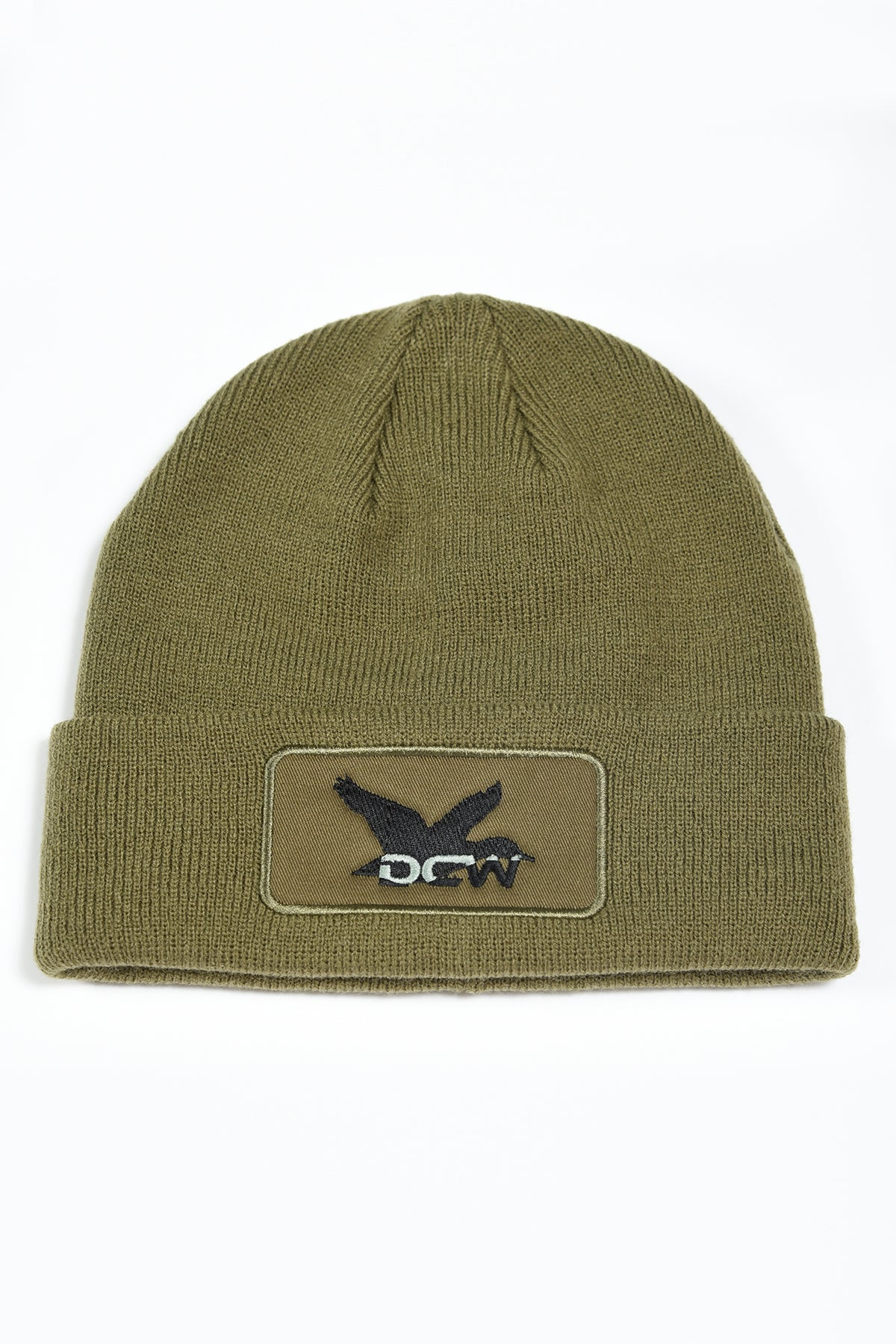 Dixie Creek Mallard Beanie - Military Green