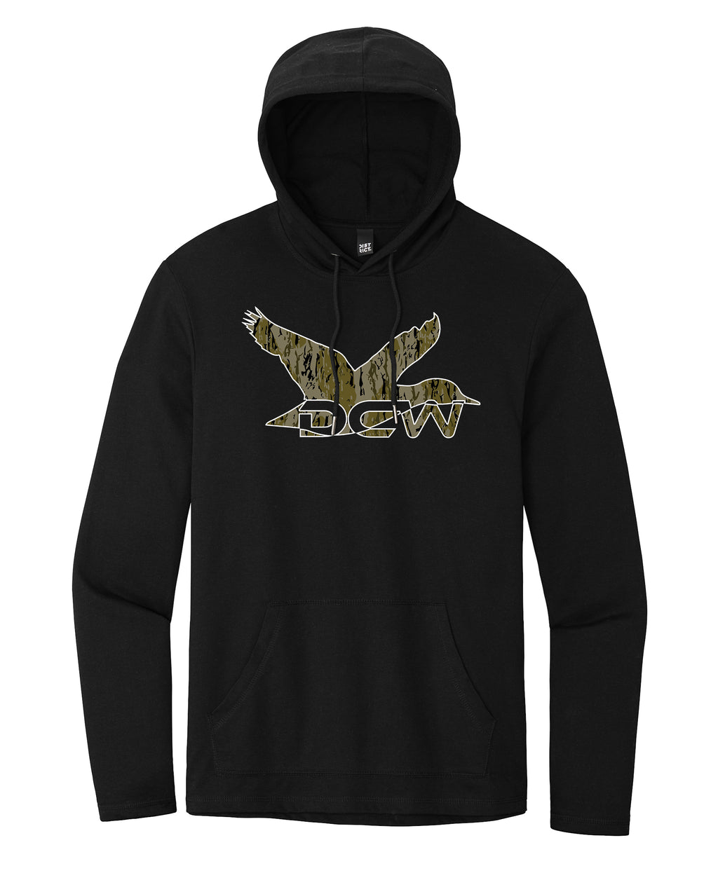 DCW Mallard Oak Creek Camo Lightweight Hoodie