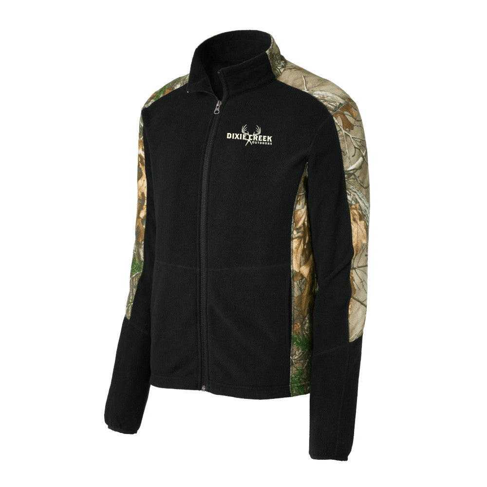 DCO - Realtree Xtra Microfleece Full Zip