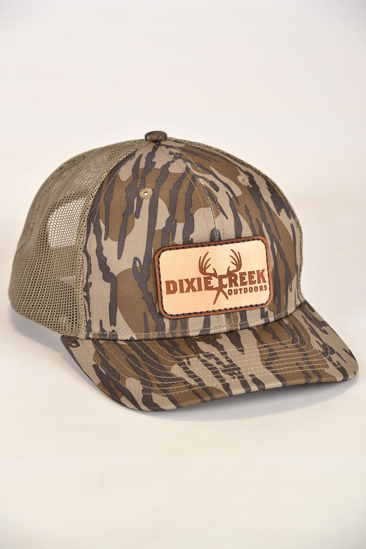 DCO Bottomland Patch Hat - Loden