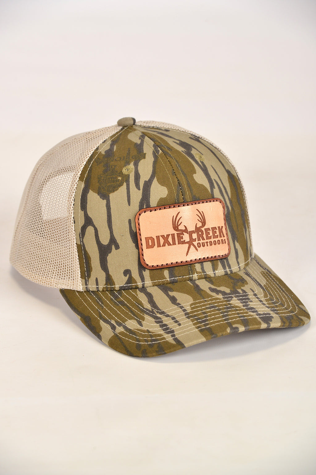 DCO Bottomland Patch Hat - Tan