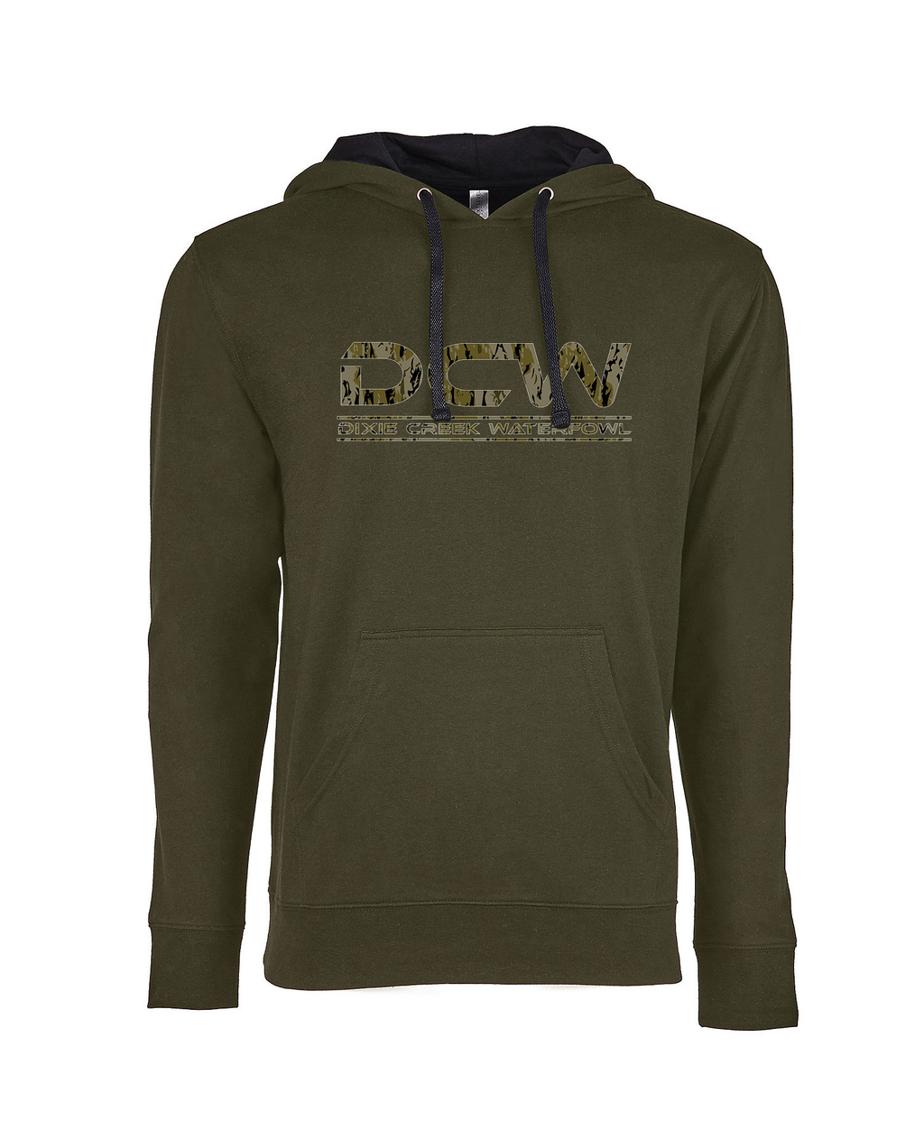 DCW Oak Creek Camo - Mid-Weight Hoodie