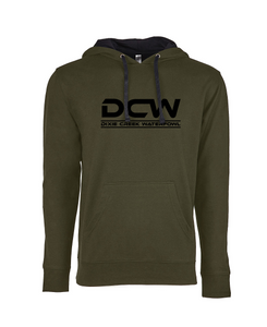 DCW French Terry Mid-Weight Hoodie