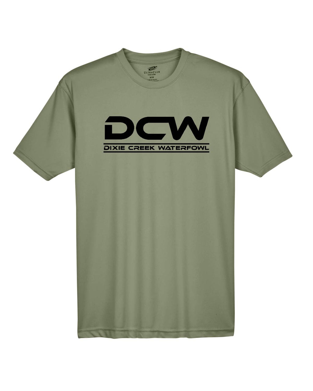 Military Green - Dri-Fit - Base Layer