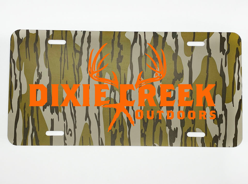 DCO Outdoors - Bottomland Car Tag