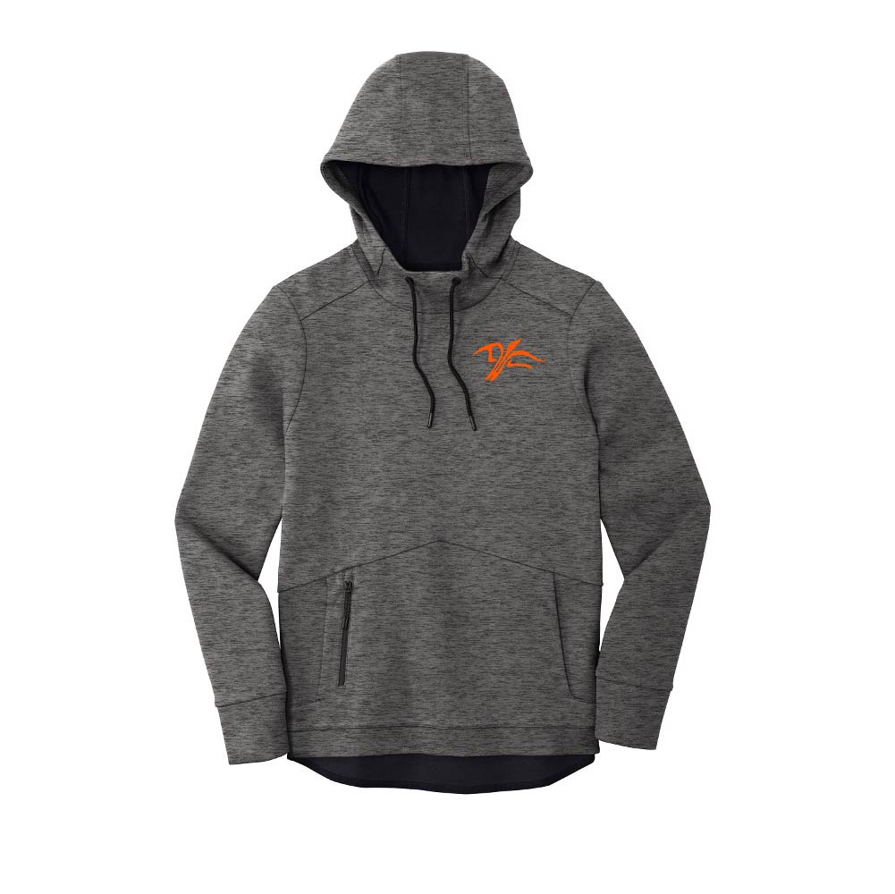 Embroidered DCW Triumph Hoodie