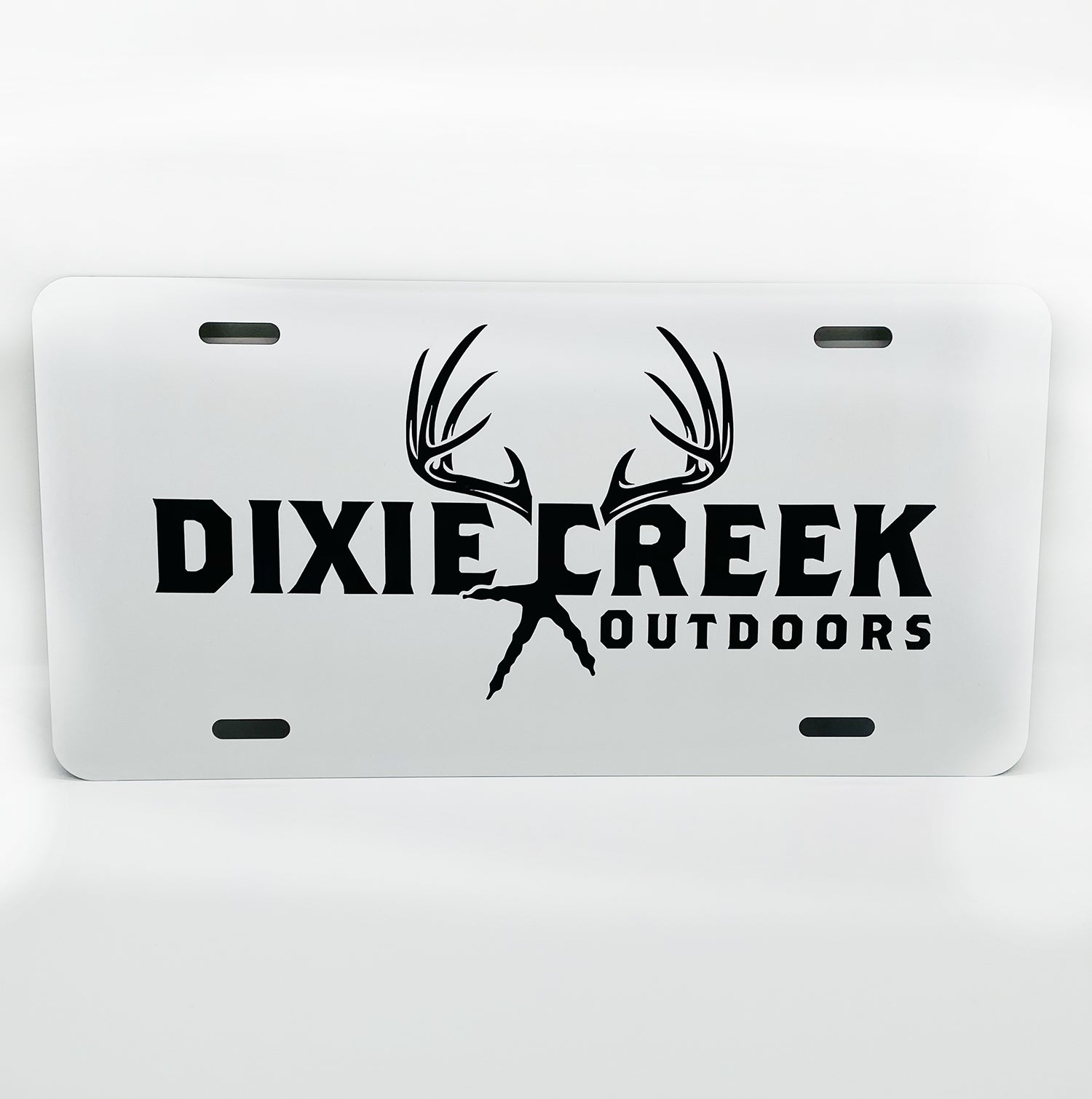 DCO Outdoors Car Tag