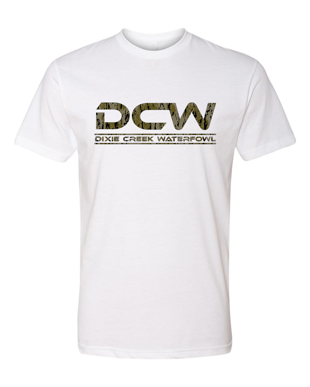 DCW Oak Creek Camo T-Shirt