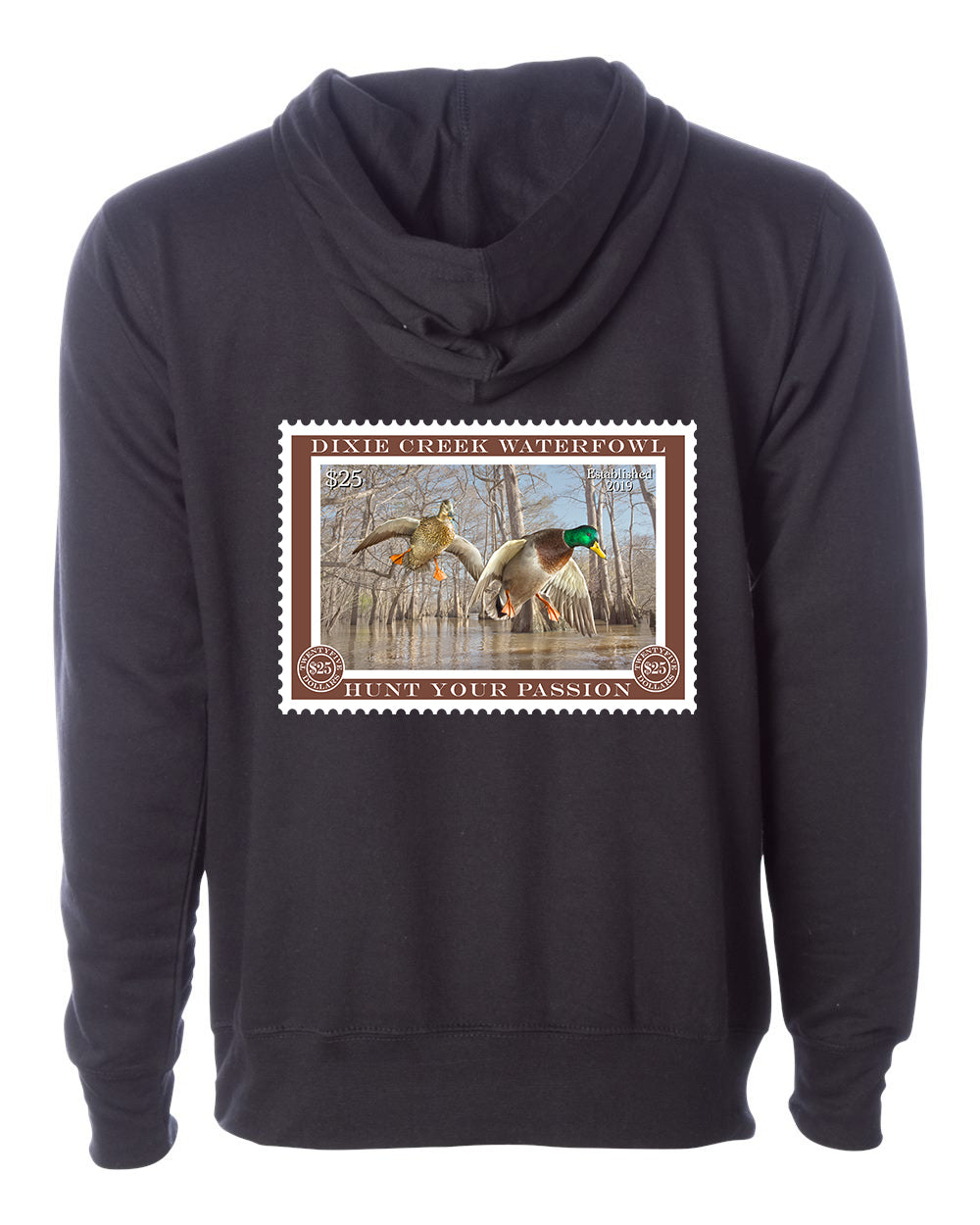 DCW Duck Stamp Hoodie